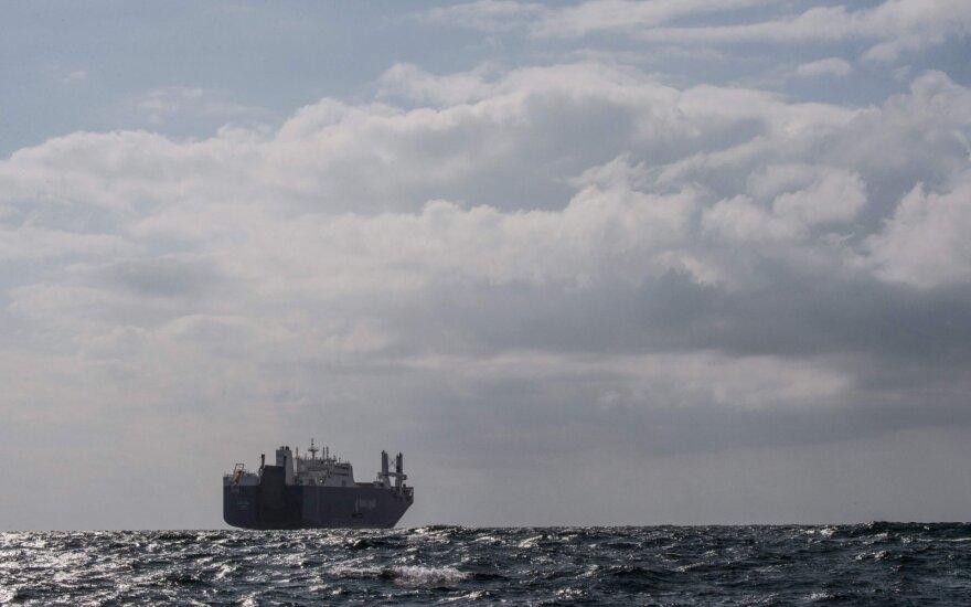 """JAV paskelbė perspėjimą laivams po """"sabotažo"""" prie JAE krantų"""