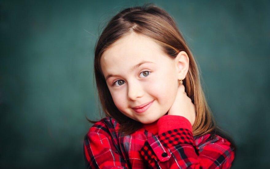 Mokslininkai nustatė, kodėl vieni vaikai drąsūs, o kiti drovūs