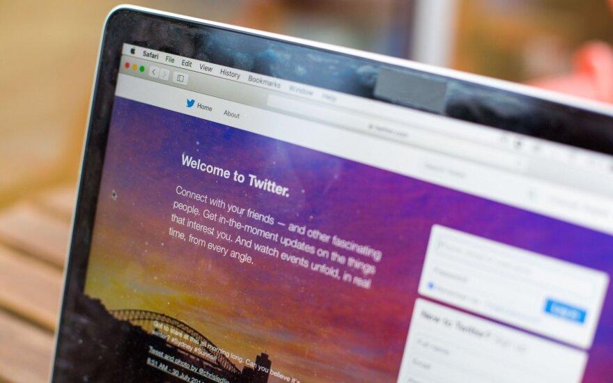 Dėl tviteryje paskelbtų komentarų – penkeri metai kalėjimo
