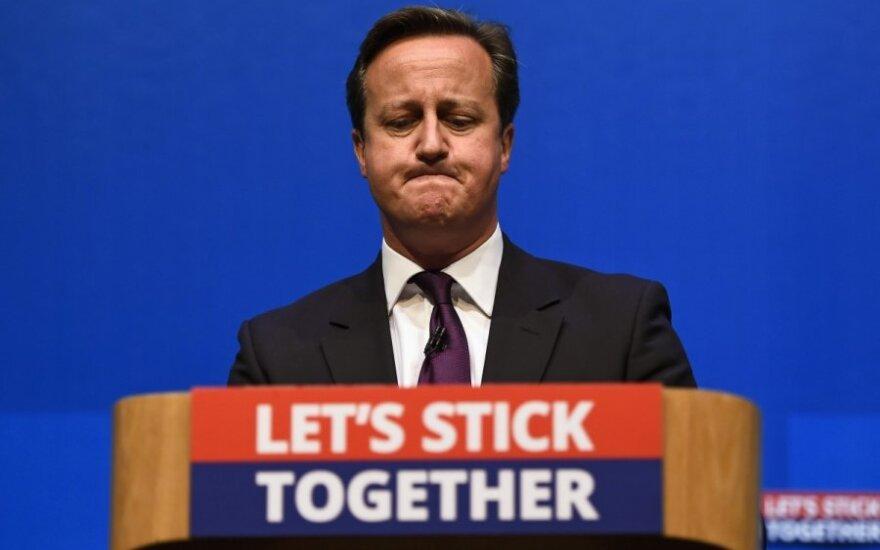"""Britaniją perspėjo apie """"istorinę klaidą"""""""