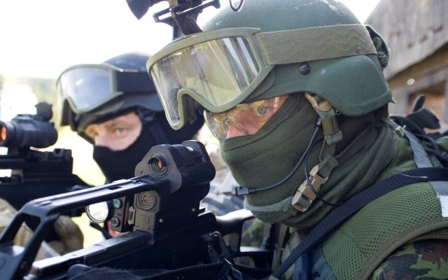 Over 250 international troops to take part in special forces exercise in Lithuania