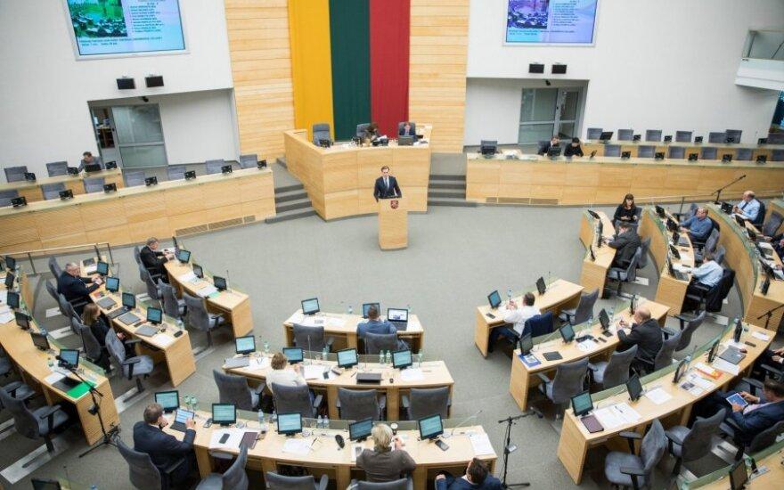 Seimas ignoruoja tarptautinių stebėtojų įspėjimus