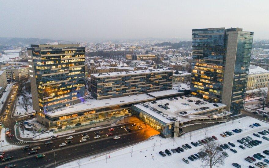 Orai: sniegas ir šaltis neužsibus
