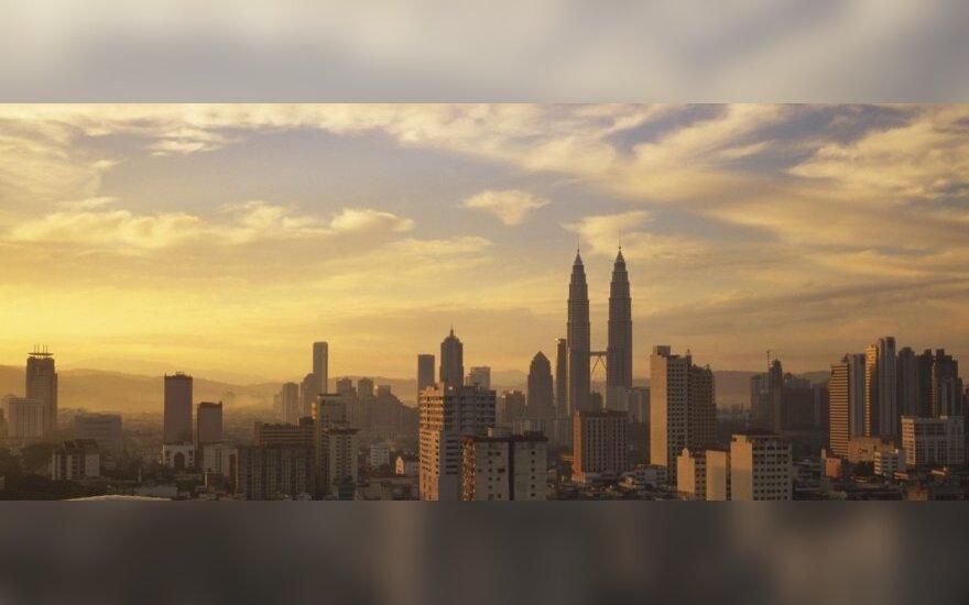 Malaizijoje paskirtas laikinasis karalius