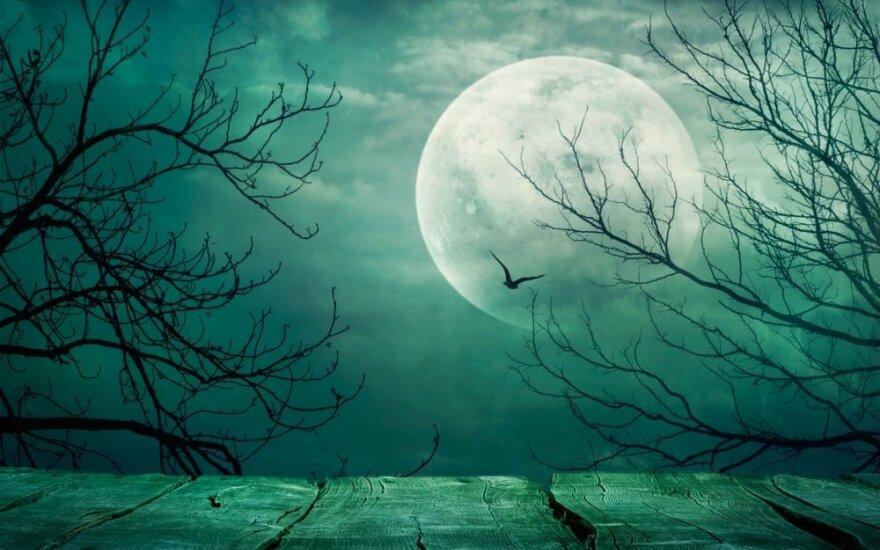 Kaip mėnulis veikia mūsų miegą