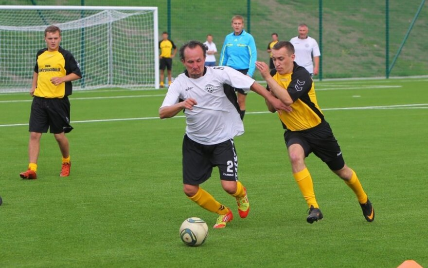 Pasaulio lietuvių sporto žaidynių futbolo turnyras