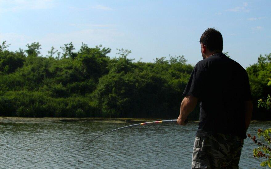 Artėja žvejų ilgai laukta akimirka: jau tuoj bus galima žvejoti lydekas
