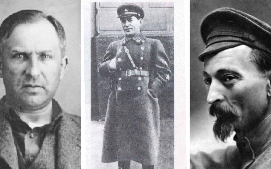 Bolševikai iš Lietuvos