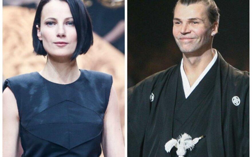 Agnė Kuzmickaitė ir Juozas Statkevičius