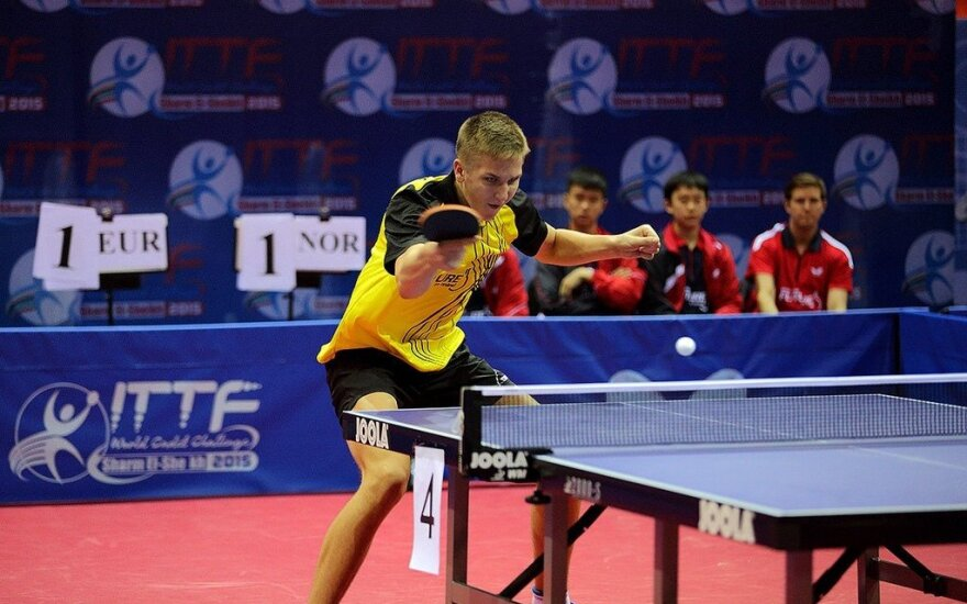 Medardas Stankevičius (ITTF nuotr.)