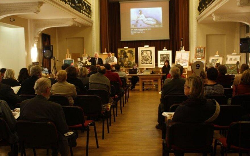 XXXI-asis Vilniaus aukcionas