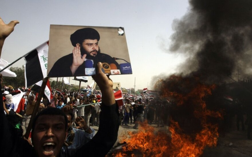 Irako pajėgos ruošiasi puolimui
