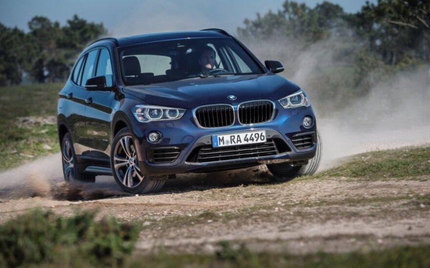BMW Frankfurte stebins naujienomis