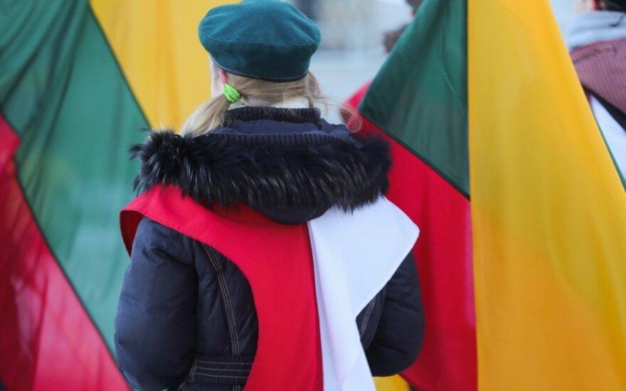 Lietuviai nebenori būti lietuviais?