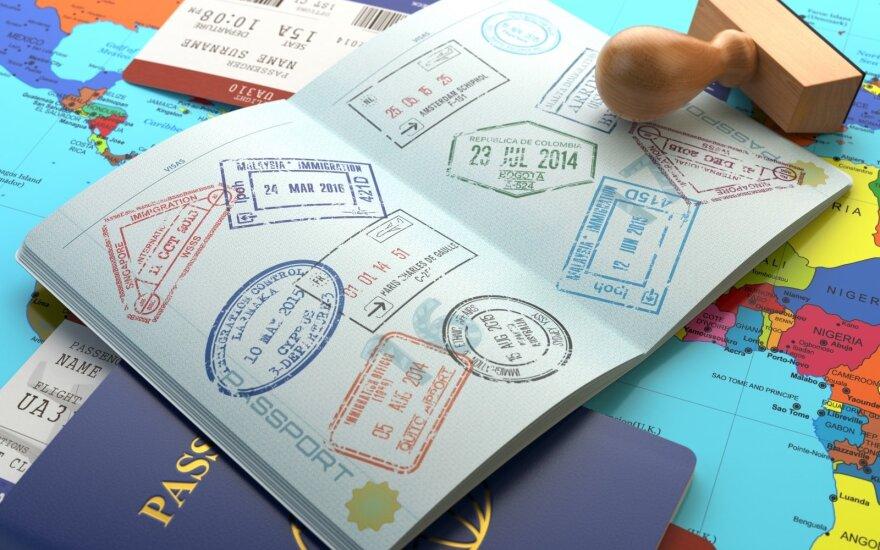 Bulgarijoje išaiškinta schema, leidusi tūkstančiams užsieniečių apgaulės būdu gauti pasus
