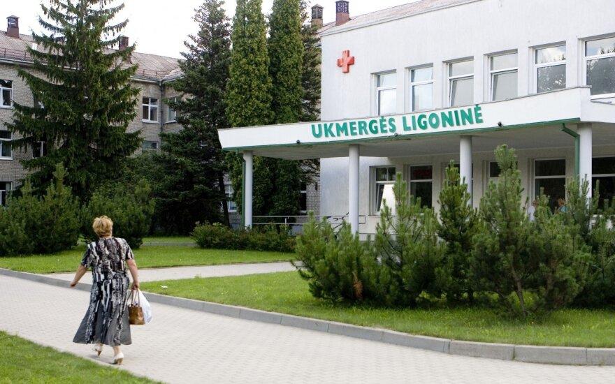 Ukmergės ligoninė