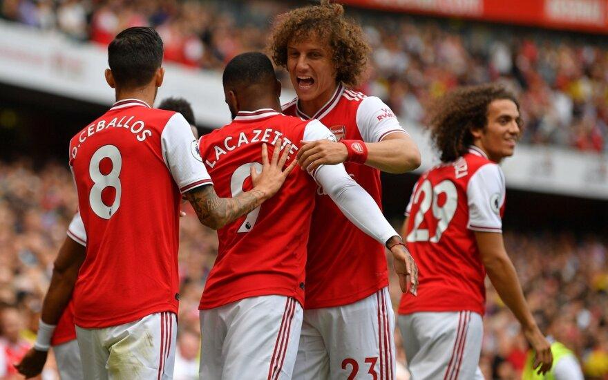 """Arsenal"", Davidas Luizas"