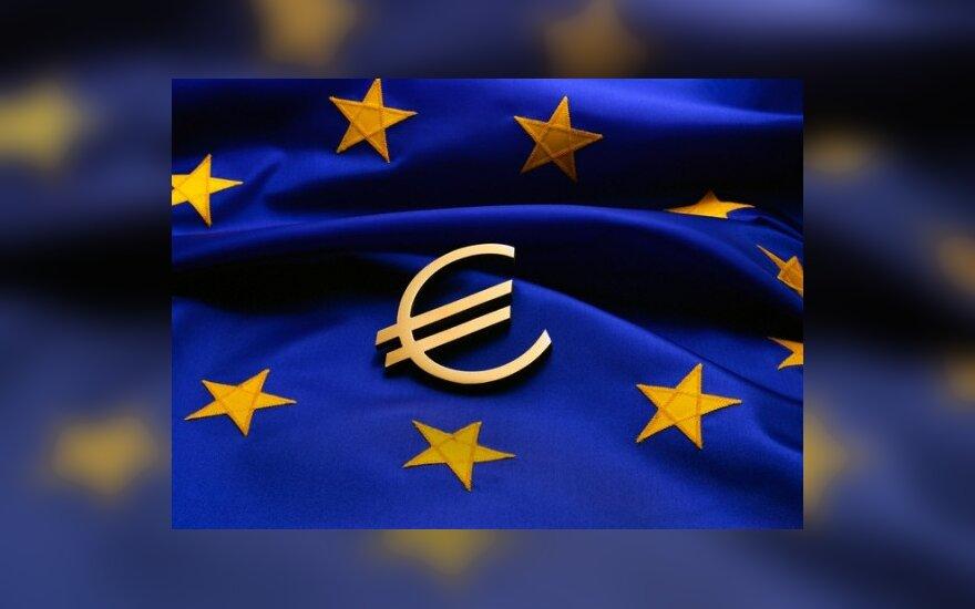 ES sutarė dėl 750 mlrd. eurų finansinės paramos fondo