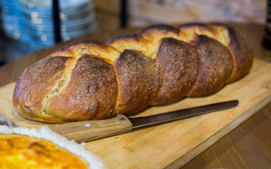 Naminės duonos