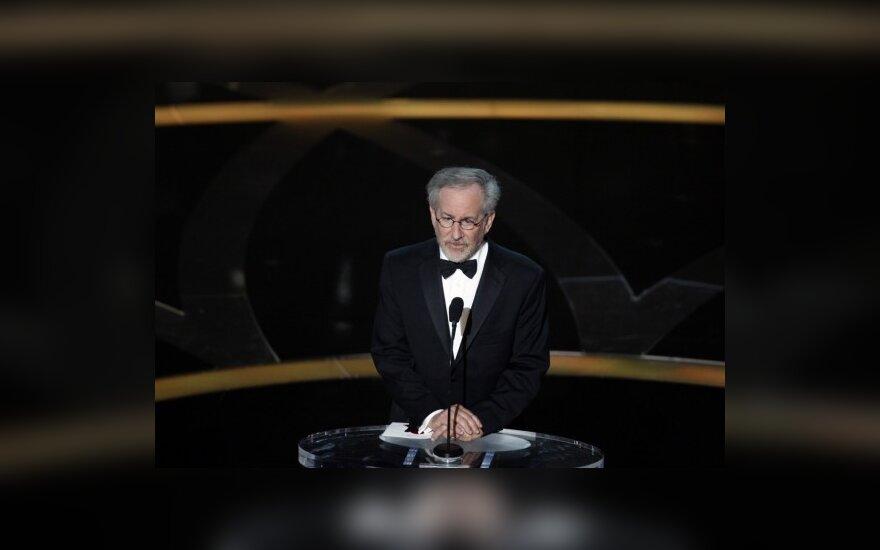 S.Spielbergas įgyvendins seną svajonę: kurs filmą apie Lutherį Kingą