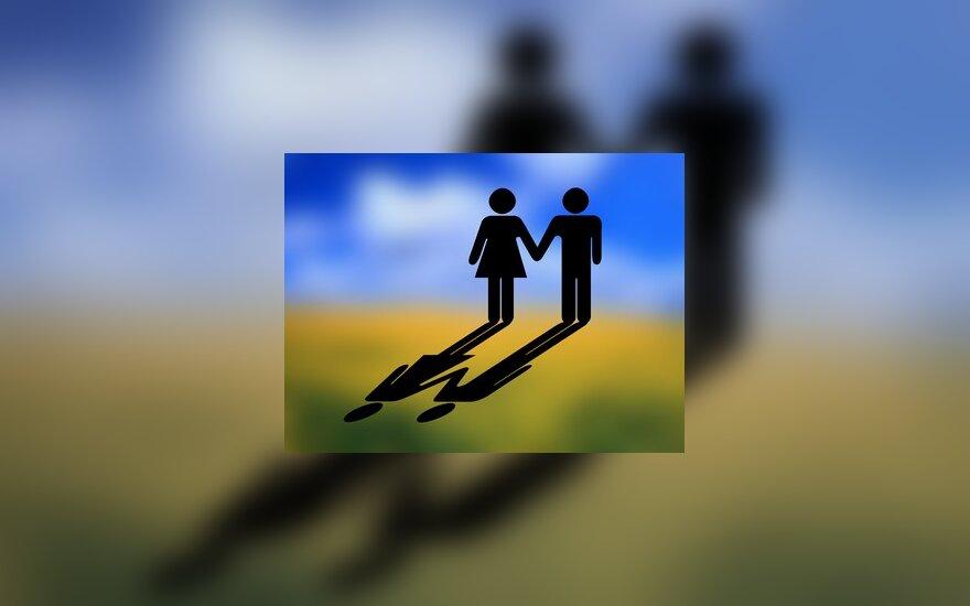 Pora, meilė, porelė, draugystė, santuoka