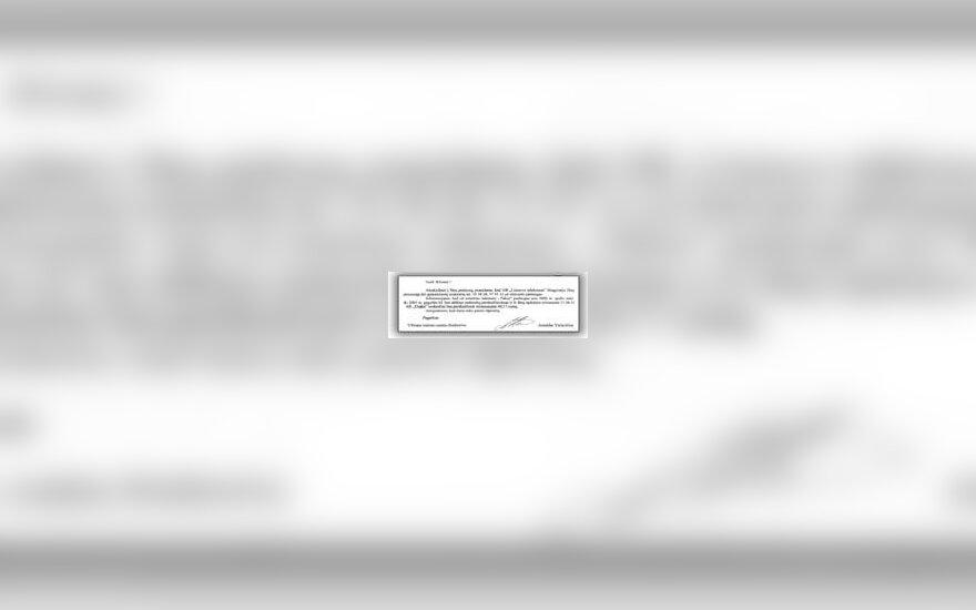 Dokumentas