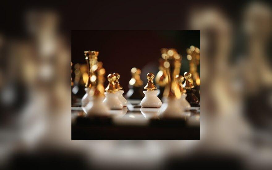 Lietuvos rinktinė pradeda Europos komandinį šachmatų čempionatą