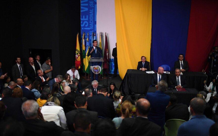 Venesuela gruodį surengs parlamento rinkimus