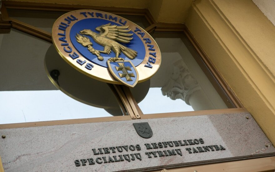 STT vykdydama tarptautinį tyrimą atliko kratas statybų įmonėje