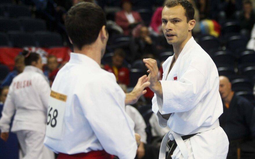 Europos tradicinės karatė čempionate lietuviams – trys medalių komplektai