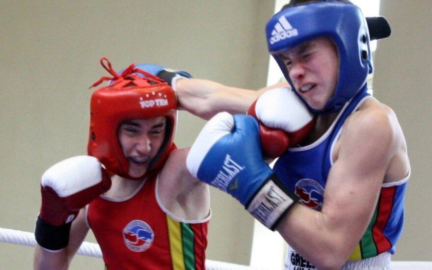 R. Tamulio vardo bokso turnyras