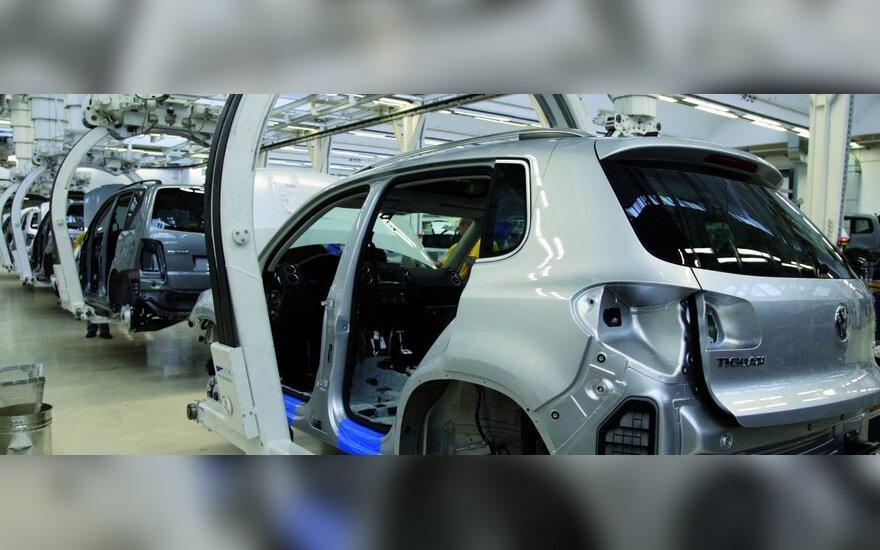 Automobilių gamintojus vilioja Alžyras
