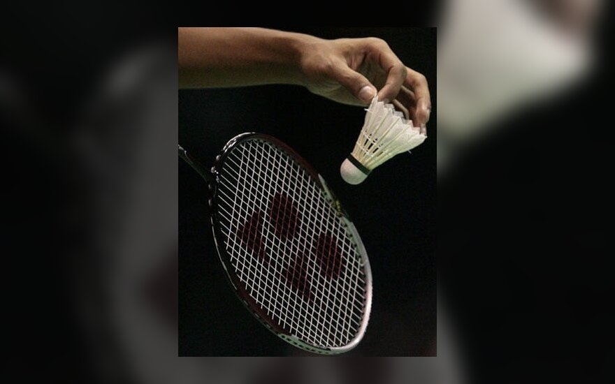 Europos kurčiųjų badmintono čempionate lietuviai tęsia kovą dėl medalių asmeninėse varžybose