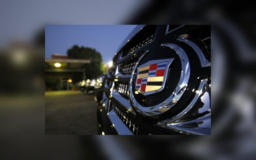 """""""Cadillac"""" ruošia prabangų hibridinį modelį"""