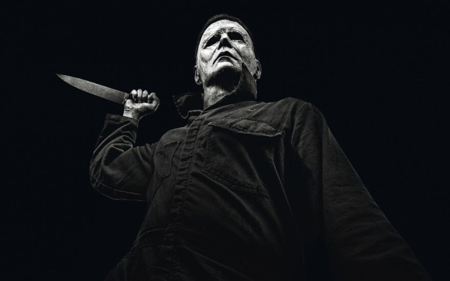 """Kadras iš filmo """"Helovinas"""""""