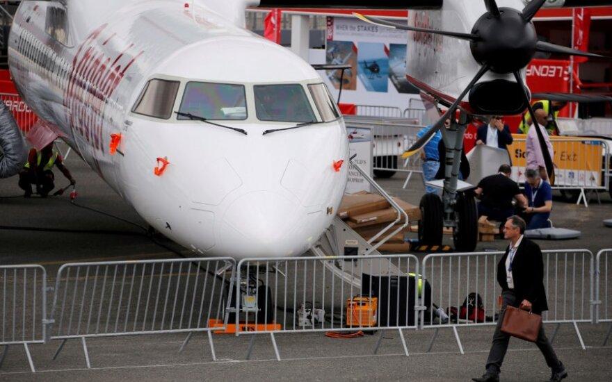 """""""SpiceJet"""" lėktuvas"""