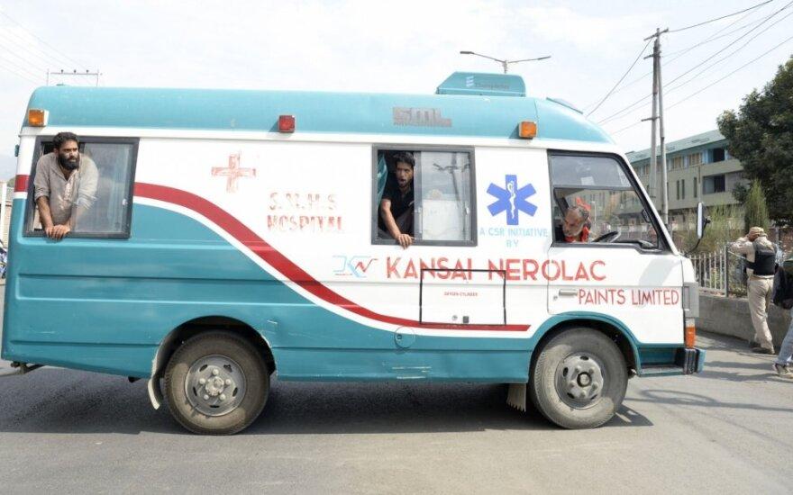 Greitoji pagalba, Indija