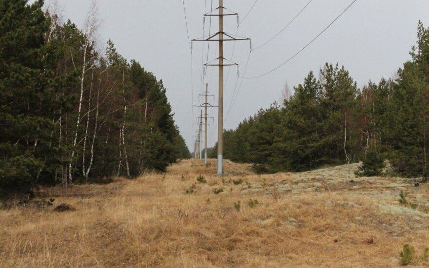 Neringoje bus laikinai išjungtas elektros tiekimas