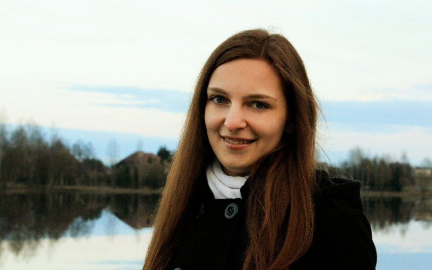 """Lituanistikos fakulteto IV kurso studentė Š. Baronaitė: """"Mokytojas yra mokinys. Jis mokosi visą gyvenimą"""""""