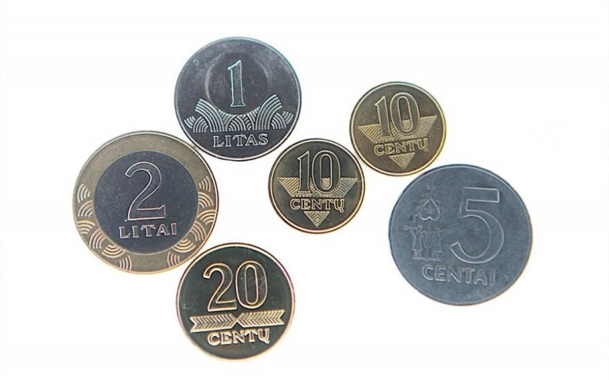 Some EUR 0.5 b litas remain unexchanged for euros - Lithuanian c. bank
