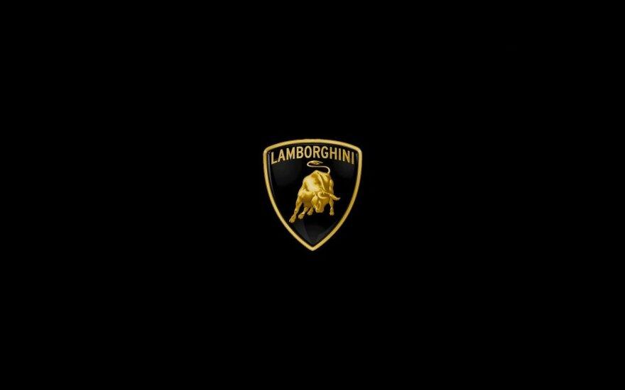 """Lamborghini"" išgyvena sunkius laikus"