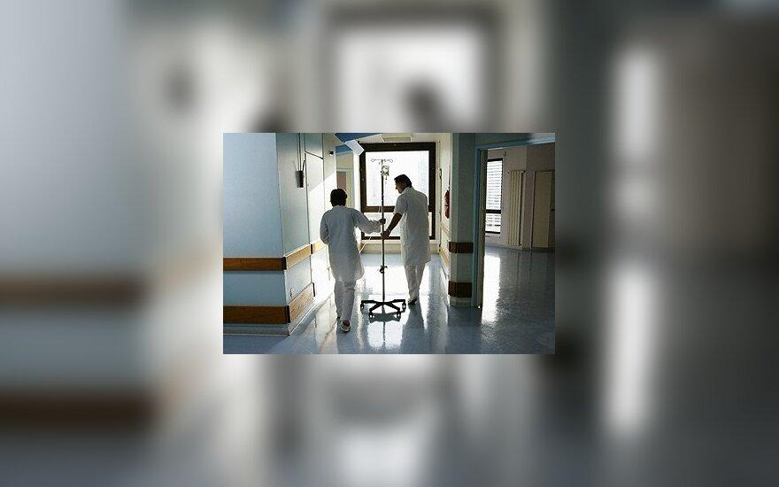 Slauga, medicina, ligoninė