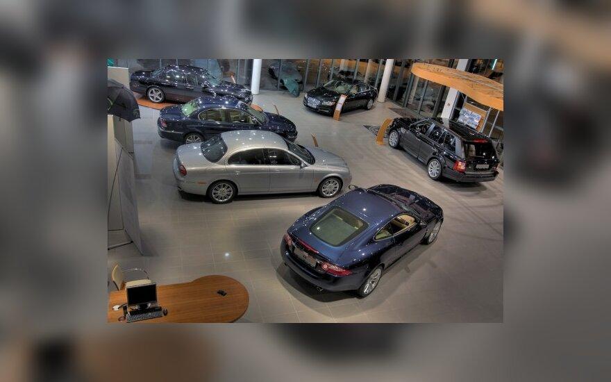 Naujų automobilių lizingo rinkoje – stabilumo ženklai
