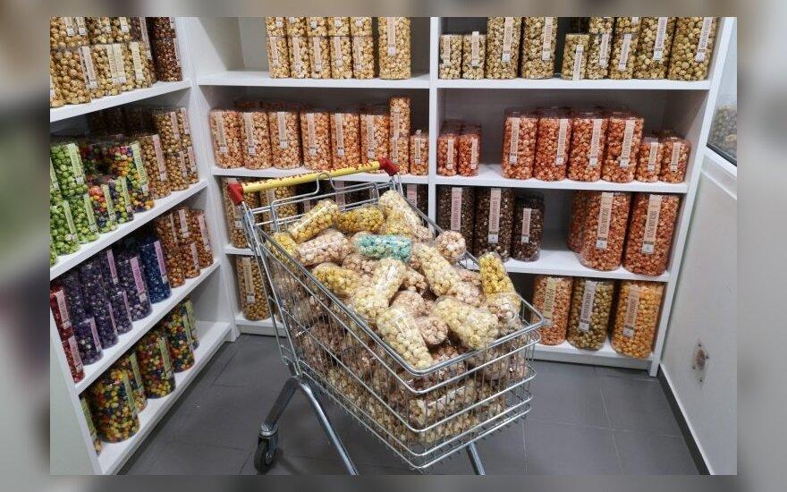 """Pajamas atėmęs įvestas karantinas kito kelio verslininkui nepaliko: parduodamas """"Popcorn Lab"""""""