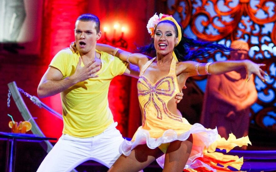 """LNK """"Kviečiu šokti. Pažadinta aistra"""""""