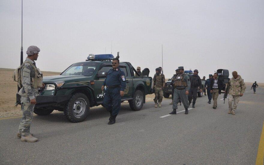 Prie Pakistano ir Afganistano sienos per susirėmimą žuvo septyni pakistaniečių kariai