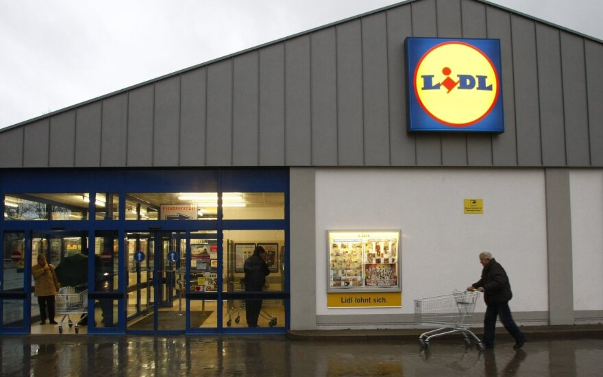 Silence may be the key to Lidl's Lithuania strategy