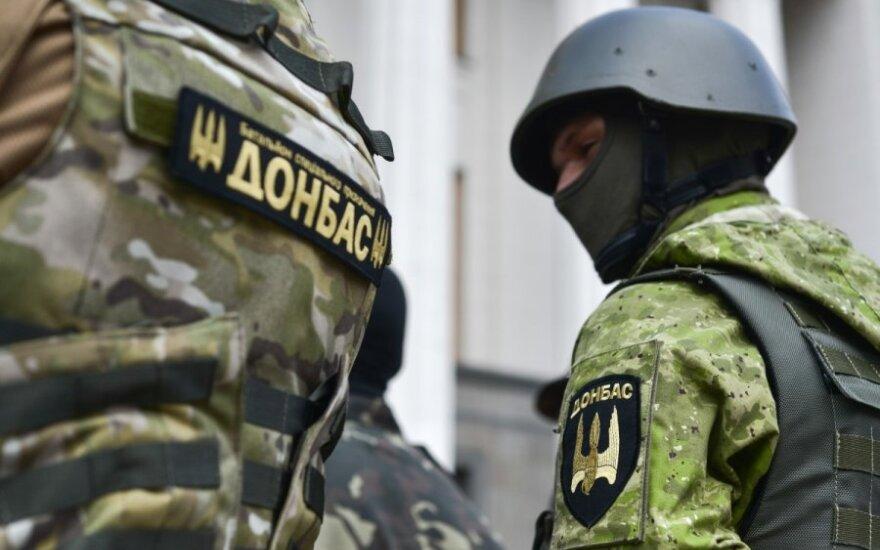 Kijevas: 80 proc. Donbaso jau mūsų