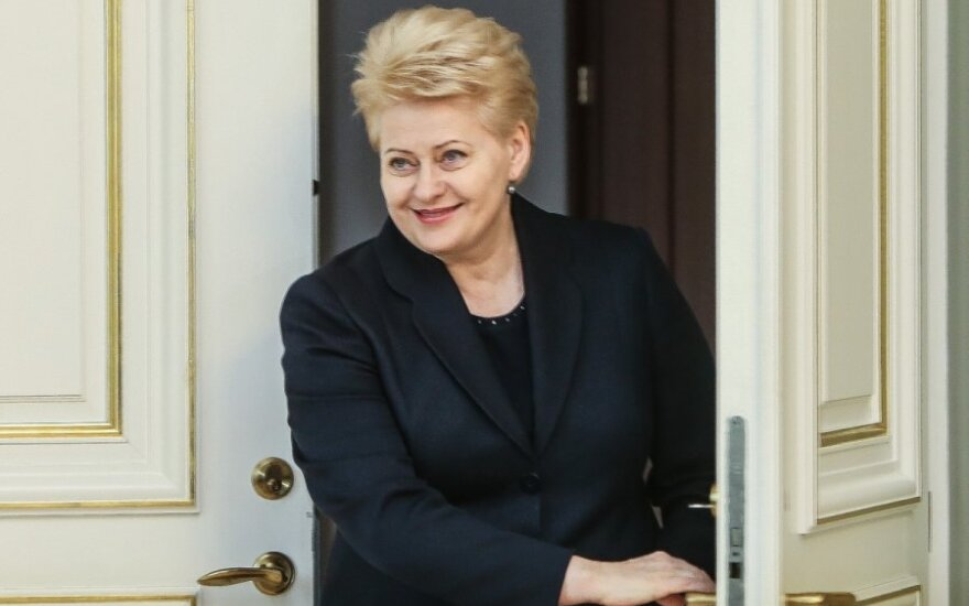 President Grybauskaitė: Lithuania has proven that it can built LNG facility by itself
