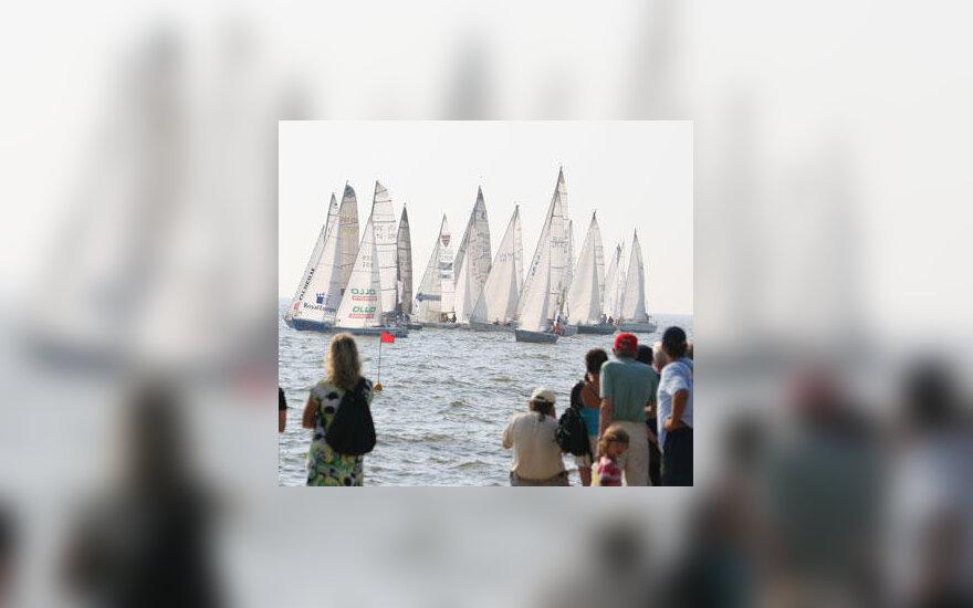 Kuršių marių regata 2007 m.